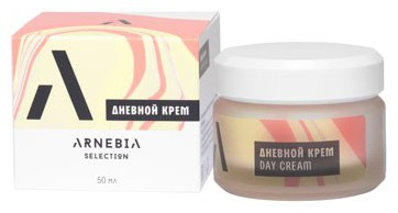 Крем для лица дневной Arnebia Selection, 50мл