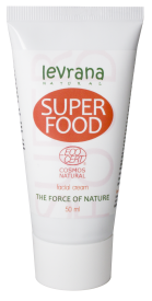 Крем для лица SUPER FOOD Levrana, 50мл